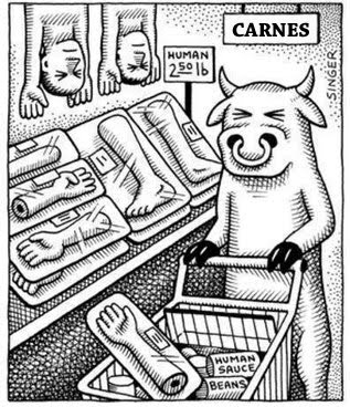 El mito de la carne