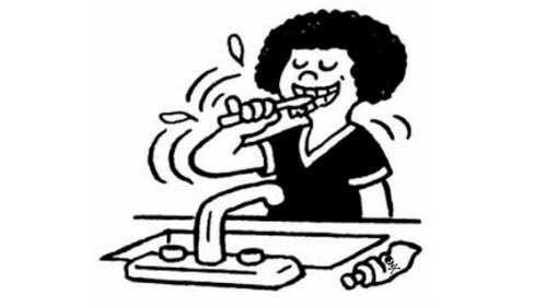 Los peligros ocultos de la pasta de dientes