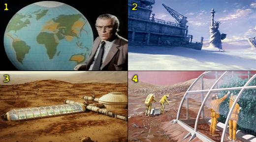 """""""Alternativa 3"""": el plan supervivencia de la elite Illuminati ante la inminente Nueva Era de Hielo"""