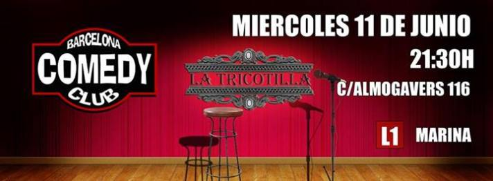 comedy club tricotilla