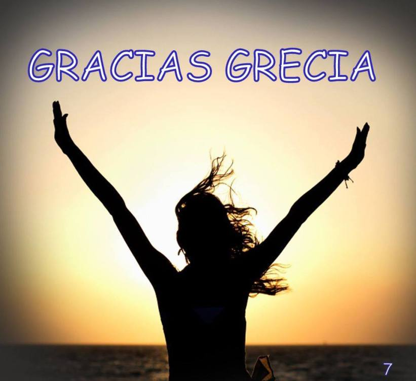 ¡¡¡GRACIAS GRECIA POR VUESTRA VALENTÍA Y POR ABRIRNOS LA ESPERANZA DE SALIR DE LA UE Y DEL NWO!!!